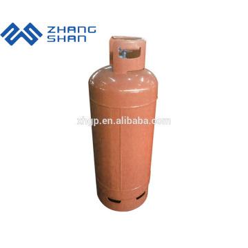 Стандартная Безшовная стальная 45 кг газового баллона бака LPG для домашнего использования