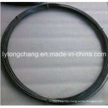 Black 99.95% Dia3.17mm Spray Molybdenum Wire From China Manufacturer