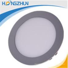 Lumière de panneau LED ronde à économie d'énergie de vente chaude 6w