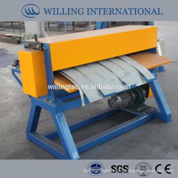 simple slit machine line