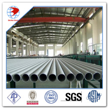 ASTM A213 T9 Tuyau en acier inoxydable sans soudure pour chaudière