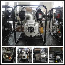 """4"""" Portable Black Diesel Water Pump"""