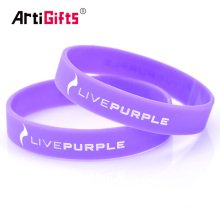 Bracelet Manufacturer Fashion Personalized Wholesale Cheap Custom Silicone Bracelets