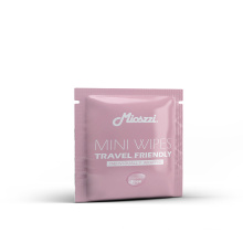 Individual Packed Scented Wet Wipes for Restaurant