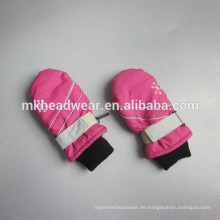 2014 Großhandel Kinder Winter billig Ski Handschuhe
