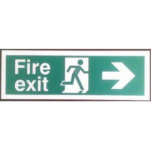Embossed Rigid PVC Transparent Sheet for Direction Sign Printing