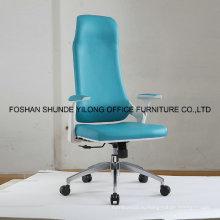 TUV SGS Высококачественный дешевый кожаный поворотный офисный стул