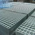 Grade de placas para piso de aço galvanizado