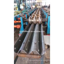 Máquina de prensagem de guardrail de alta velocidade