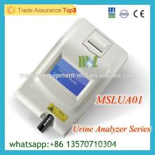 MSLUA01M Equipo del laboratorio médico Analizador portable de la química de la orina