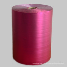 Jumbo PP Ribbon Roll Polyester Ribbon Roll
