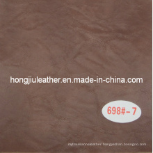 Synthetic Leather as Like Kraft Paper