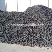 calcined authracite coal in factory