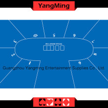 Texas Hold′em Poker Table Layout -6 (YMDZ01B1)
