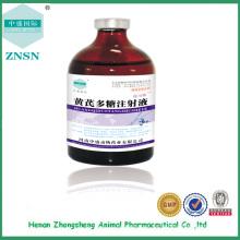 Inyección de Huangqiduotang de la medicina tradicional china para la venta