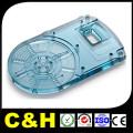 Custom ABS / POM / PP / PC / Acrylic Plastic CNC Usinage Turning Milling Precision Parts