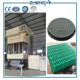 Bulk Molding Compound BMC Hydraulic Press Machine CE