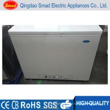 Congelador portátil pequeño de gas propano LPG con congelador