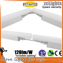 Invisible Cabling Small Linear T5 LED Cabinet Light