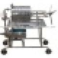 Imprensa de filtro usada de aço inoxidável portátil do óleo de cozimento (BAS)