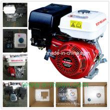 4 moteur à essence monocylindre de refroidissement par air de Stoke 5.5HP