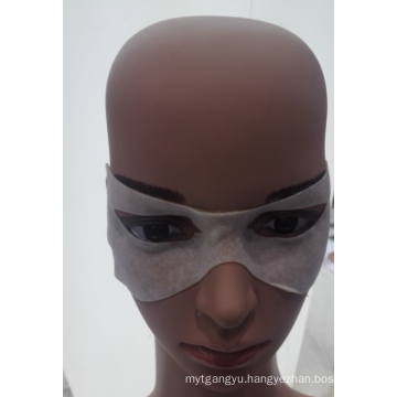 nutural fiber nonwoven smoothing eye mask