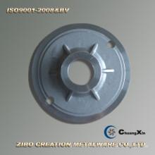 Aluminiumguss-Lieferant Druckguss-runde Abdeckung