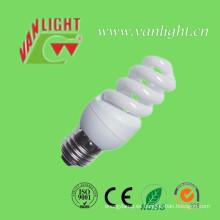 Serie completo espiral CFL lámparas (VLC-FST2-8W)