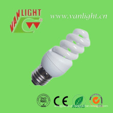 Lâmpadas CFL espiral completa série (VLC-FST2-8W)