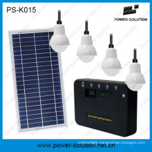 Rechargeable Solar Home Lighting with Phone Charging (PS-K015)