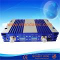 23dBm 75dB de banda dupla GSM Lte Mobile Signal Booster
