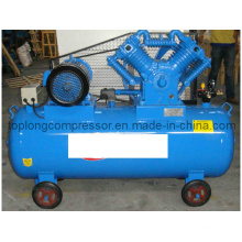 Bomba de compresor de aire para servicio pesado con transmisión por correa de pistón (HD-1.05 / 12.5)