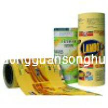 Рулонная пленка / упаковочная пленка для пищевых продуктов / пластиковая упаковочная пленка