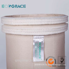 polyester filter water and oil repellent filter bag dust filter bag