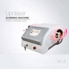 635nm-650nm Diode Fettabbau Lipolyse Laser
