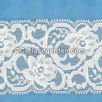 Fashion Design Tricot Lace