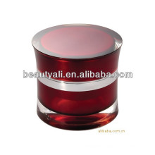 5ml 15ml 30ml 50ml Luxury Acrylic Cream Cosmetic Packaging Jars
