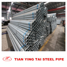 ASTM a 53 Galvanized Pipe