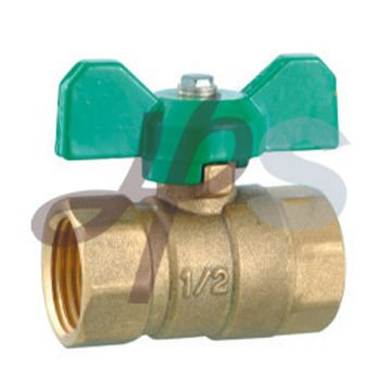 forged brass plumbing valve