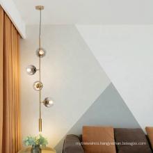 Home decoration nordic pendant hanging light fixtures pendant chandelier