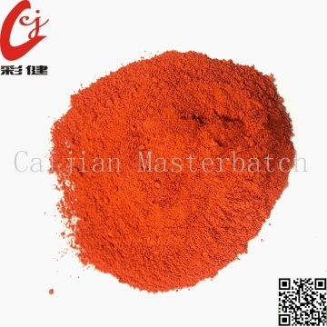PVC Powder Orange Orange