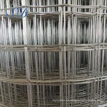 Malla de alambre soldada con autógena galvanizada caliente