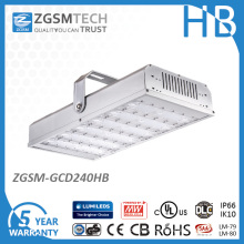 240W LED Bay Lichter mit 110lm / W