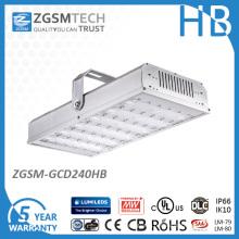 La baie de 240W LED s'allume avec 110lm / W