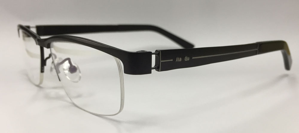 Liquid Metal Eyewear Neues Material