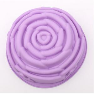 Stampo per teglia in silicone Big Purple Rose