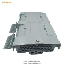 Производство механического уплотнения 96 портов FTTH Оптическая коробка распределения Abs