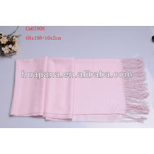 women woven 100% cashmere scarf