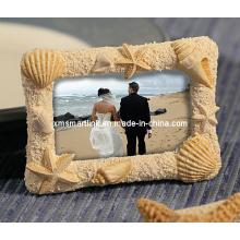 Frame da foto do casamento