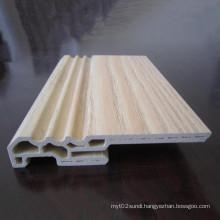 WPC Skirting Flooring Skirting Decorative Skirting Board Sk-80h15-C